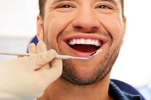 Man at Dentist | Dental Crowns Hampton VIC