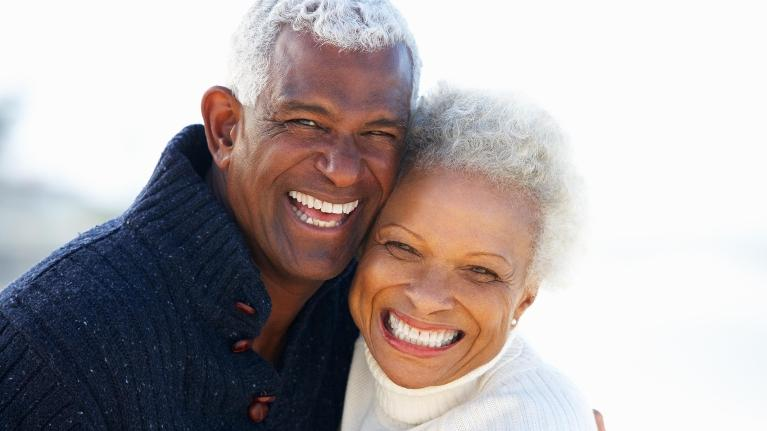 Couple | Dental Implants Bayside
