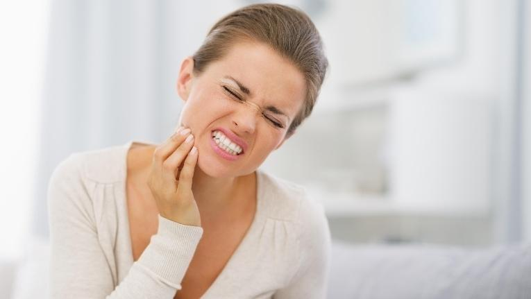 Woman | Dental Emergency Fairfield