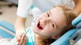 Girl at Dentist | Children's Dentist Fairfield