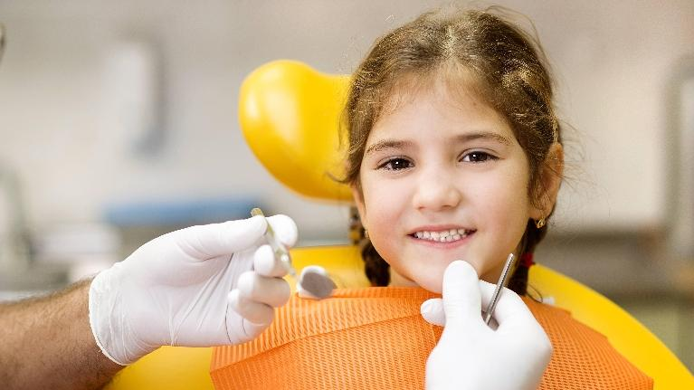Kid at Dentist | How Does Your Child View the Dentist | Blog