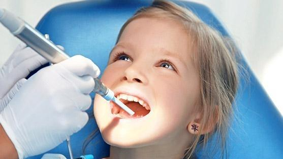 Child at Dentist | Fairfield Dental Clinic